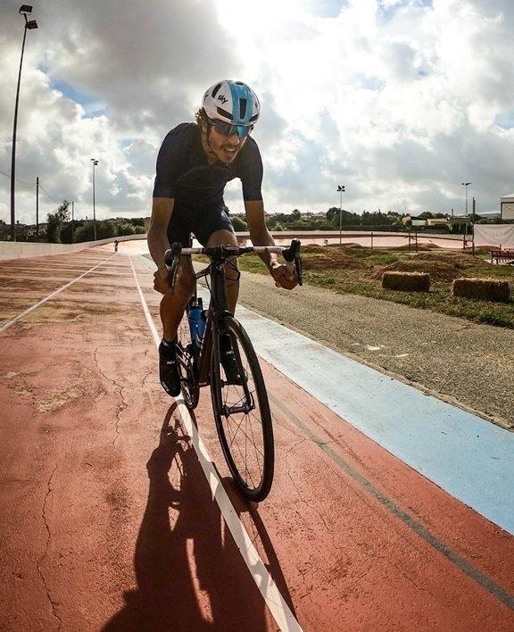 Fabian riding