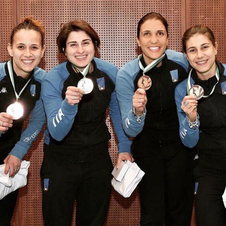 Arianna Errigo bronzo in Coppa del mondo di sciabola