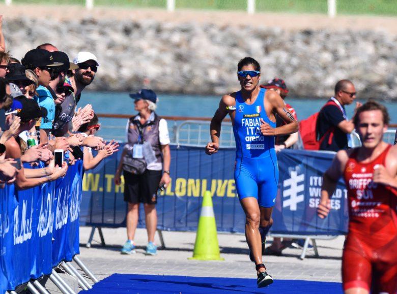 Fabian alla rincorsa della terza Olimpiade